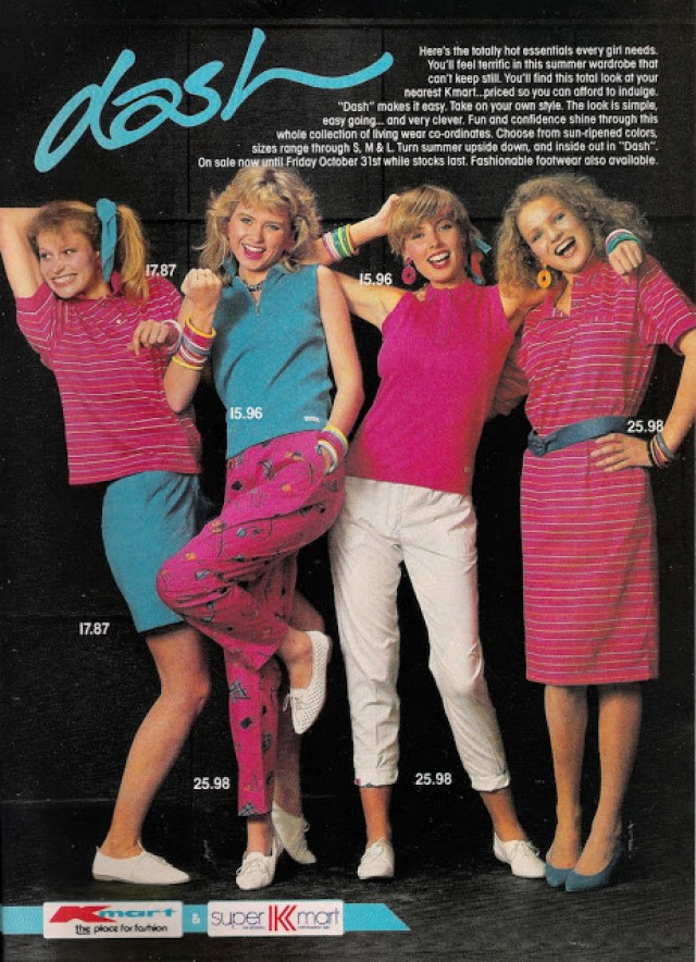 K-Mart Ads | Teenage - A film by Matt Wolf80s Clothes For Teens