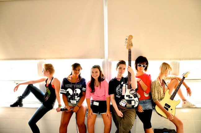 Southern Girls Rock and Roll Camp