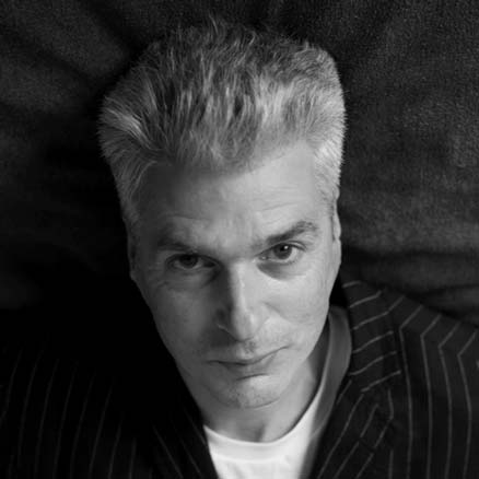 Portrait of Jon Savage